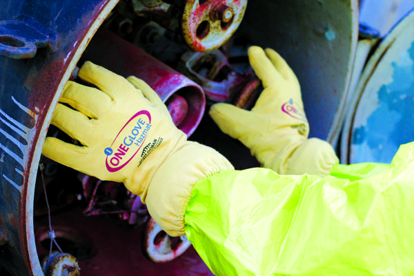 ONEGlove Hazmat Gloves