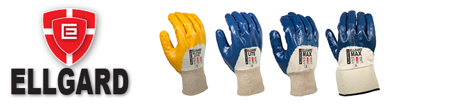 ELLGARD Safety Gloves Range