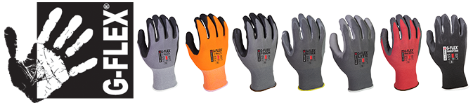 G-Flex Technical Safety Gloves