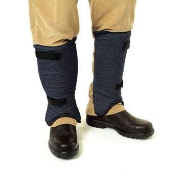 Picture of Shin Guard - Denim/Foam