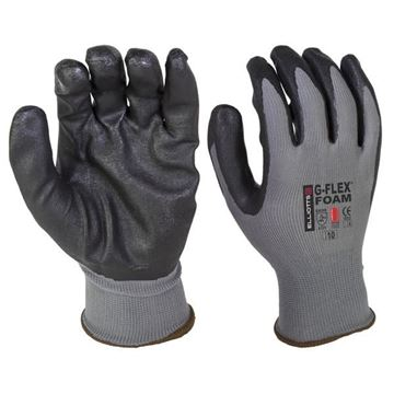 Picture of G-Flex  Foam Nitrile Technical Safety Glove.