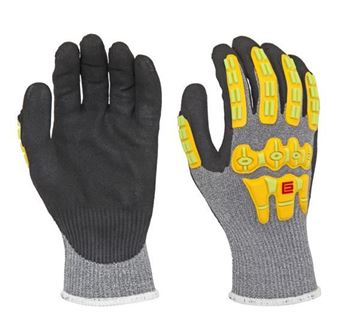Picture of G-Flex Dynamax C5 T-Touch IMPACT Technical Safety Glove.