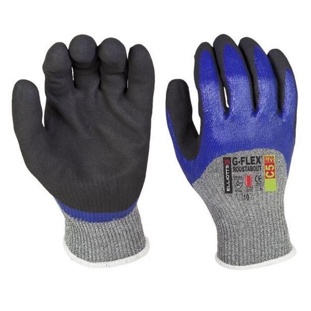 Picture of G-Flex Roustabout C5 Technical Safety Glove