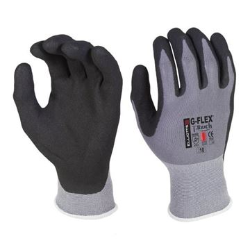 Picture of G-Flex  T-Touch Black Technical Safety Glove.