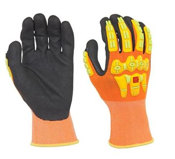 Picture of G-Flex T-Touch IMPACT Technical Safety Glove.