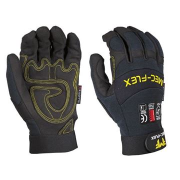 Picture of Mec-Flex Utility Pro Full Finger Glove.