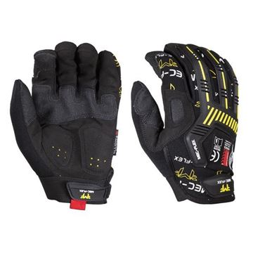 Picture of Mec-Flex IMPACT X3 Full Finger Mechanics Glove.