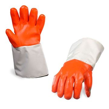 Picture of PVC Heavy Duty Freezer Glove - XT Cuff