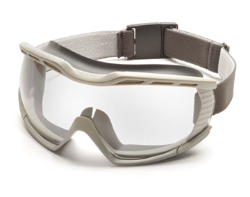Picture of Pyramex Capstone Safety Goggles 600 Series - Clear Lens with H2X Anti-Fog Technology