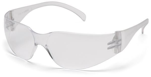 Picture of Pyramex Intruder - Clear Lens with Clear Frame with Anti-Fog