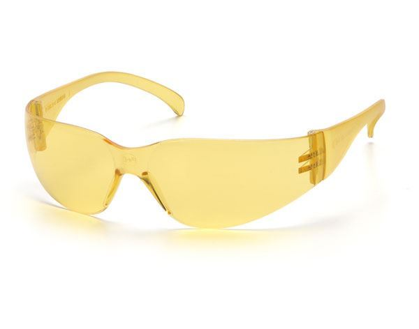 Picture of Pyramex Intruder - Amber Lens with Amber Frame