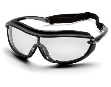 Picture of Pyramex XS3 Plus - Clear Lens with H2X Anti-Fog Technology
