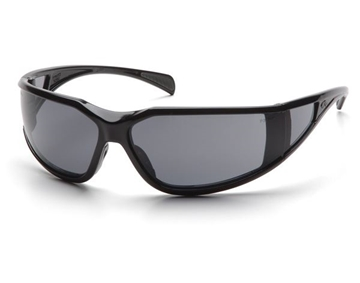 Picture of Pyramex Exeter - Grey Lens with Black Frame and H2X Anti-Fog Technology