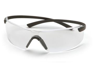 Picture of Pyramex Montego - Clear Lens with Black Flex-Lite Temples
