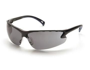 Picture of Pyramex Venture 3 - Clear Lens with Black Frame and H2X Anti-Fog Technology