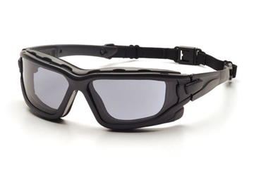 Picture of Pyramex I-FORCE Safety Glasses - Smoke Lens with Black Frame