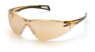 Picture of Pyramex PMX Slim - Bronze Lens with H2X Anti-Fog Technology