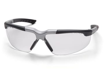 Picture of Pyramex Reatta - Clear Lens with Black/Silver Frame and H2X Anti-Fog Technology