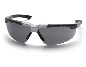 Picture of Pyramex Reatta - Grey Lens with Black/Silver Frame