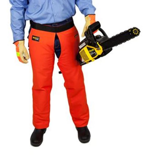 Picture of Big Jim  Chainsaw Chaps - CXT Style Proban