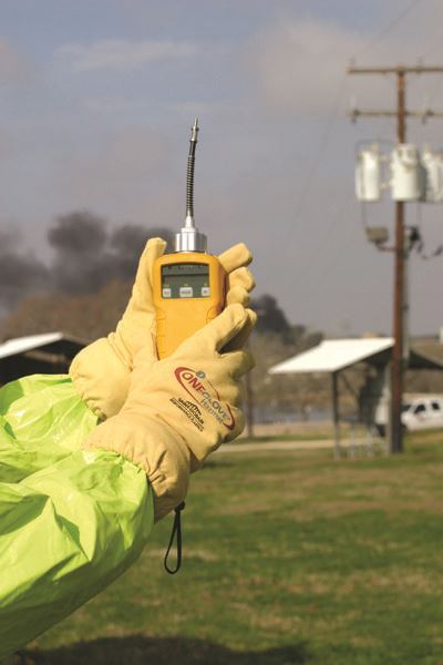 Picture of ONEGlove #174 Hazmat (OEM-Specific Cuff)
