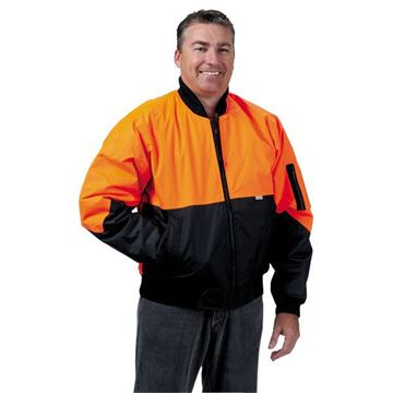 Picture of Flying Jacket - Orange/Navy Class D