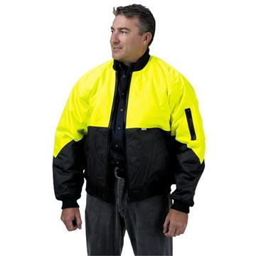 Picture of Flying Jacket - Yellow/Navy Class D