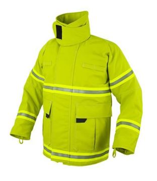 Picture of E Series Structural Fire Coat - Nomex 3D Outer Shell