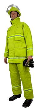 Picture of E Series Structural Coat - Nomex/Moisture Barrier/T-Gard 1 Plus Liner