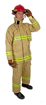 Picture of E Series Structural Fire Coat - PBI/ Stedair/ T-Gard I Runner