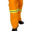 Firefighter Trousers with Reflective Trims