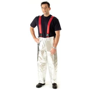 Picture of Aluminised Preox Trousers Lined