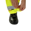 Picture of Z49 Wet Weather Trousers - Fluoro Yellow with Reflective Trim