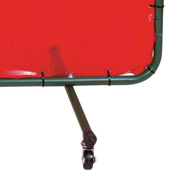 Picture of Welding Screen Frame Castors