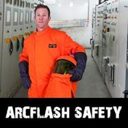 Picture of Electrical Arc Flash Safety