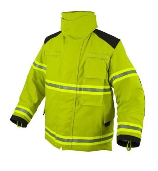 Picture of E Series Structural Fire Coat - Nomex 3D Reinforced