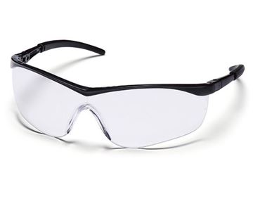 Picture of Pyramex Mayan - Clear lens with Black Frame