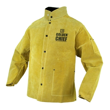 Golden Chief Leather Welding Jacket