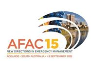 Picture of AFAC 2015 WRAP UP