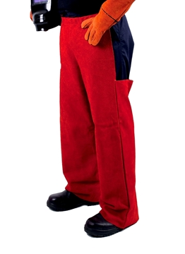 Picture of The BIG RED  Welding Trousers