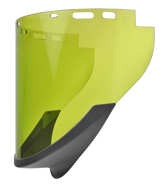 Picture of ArcSafe Elvex Arc Shield 14cal/cm2 with Chin Guard