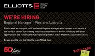 Picture of We're Hiring - Regional Manager Western Australia