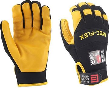 Picture of Mec-Flex® Utility Gold Mechanics Gloves