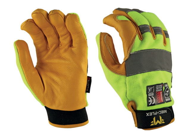 Picture of Mec-Flex Utility Gold C5 360 - High Visibility