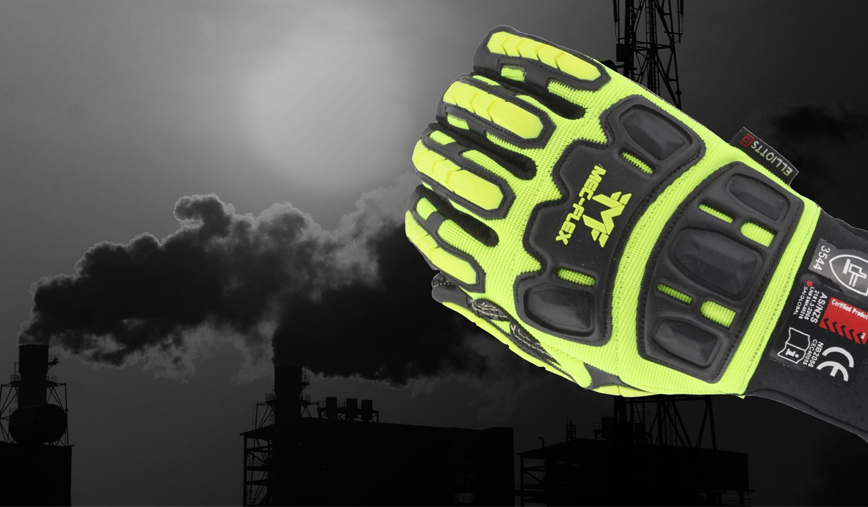 Picture for category Mec-Flex Mechanics Gloves