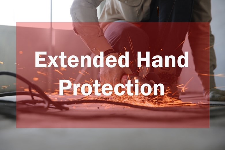 Extended Hand Protection - Elliotts Has You Covered
