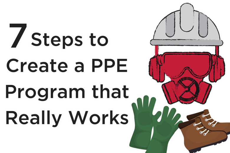 7 Steps to create a PPE Program that Really Works