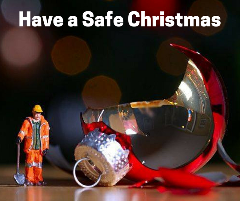 Have a Safe Christmas