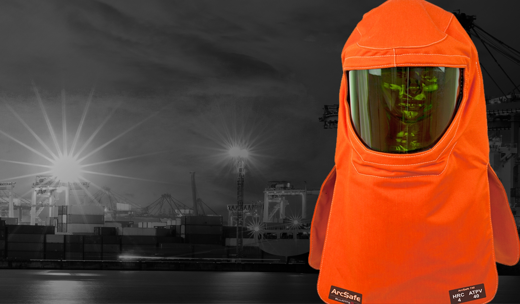 Picture for category Arc Flash Hoods