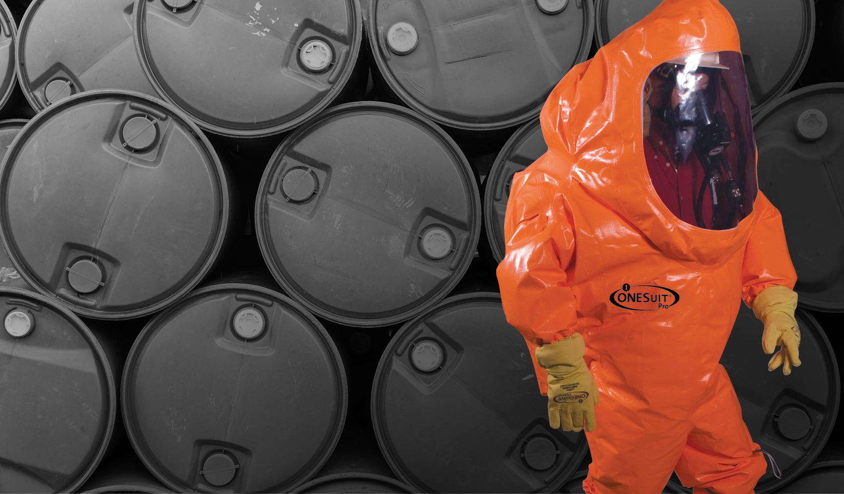 Picture for category Chemical Hazmat ONESuit